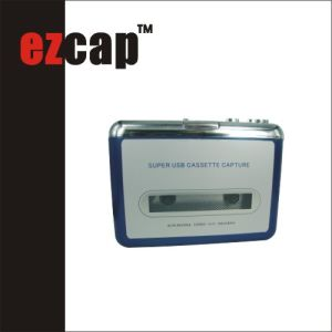 USB Cassette Transfer Tape to MAC MP3 Converter