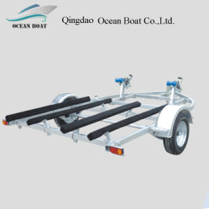 Dyz330dB High Quality Low Price Trailer for 4m Boat pictures & photos