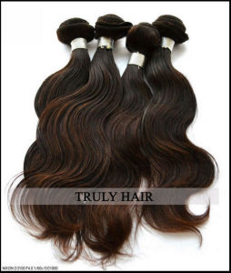 100% Mongolian Human Hair, Body Wave