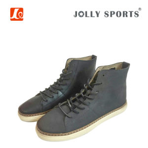 Fashion Leather Boots Safety Boots for Men pictures & photos
