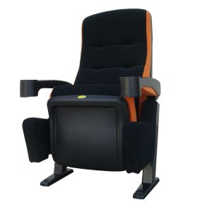 China Cinema Chair Price Auditorium Seating Movie Theater Seat (SD22H) pictures & photos