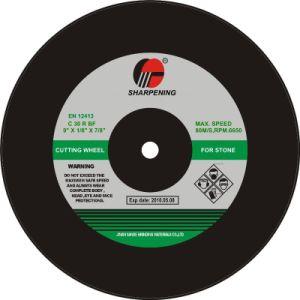 Depressed Center Grinding Wheel for Stone (SD008)