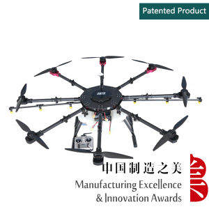 Factory Price Agriculture Drone Remote Control Agricultural Spray Helicopter pictures & photos