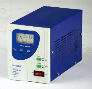 SVC-P (PVC) Type AC Voltage Regulator (AVR) 500va pictures & photos