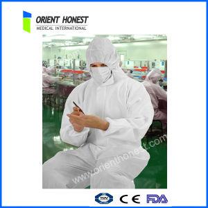 Chemistry Resistant Disposable Safety Men Designer Overalls