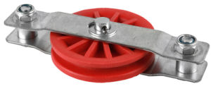 """Double Eye Nylon Pulley 3-1/2"""" (#131220) pictures & photos"""