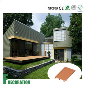 Waterproof Composite Decking Wood Outdoor Bpc Wall Panel pictures & photos