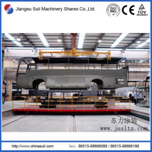 Automobile Coating Painting Production Line for Bus pictures & photos