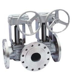 Plug Valve With Single or Double Flush pictures & photos