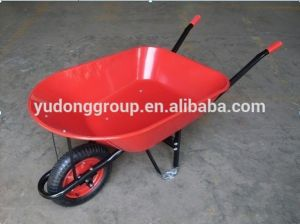 Wheelbarrows Wb7200, Construction Wheelbarrow pictures & photos