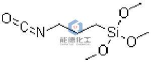 Silane Coupling Agent 3-Isocyanatepropyltrimethoxysilane (CAS 15396-00-6) pictures & photos