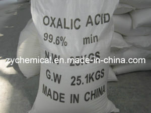 Best Price Oxalic Acid 99% Min, for Detergent Industry pictures & photos