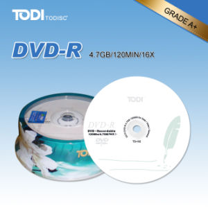 DVD-R Feather