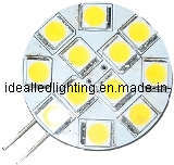 10-30VDC LED G4 12SMD Side Pin pictures & photos