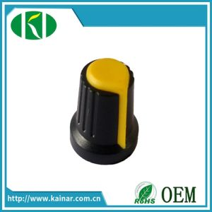 Potentiometer Knob for D Shaft/Round Shaft/Knurled Shaft pictures & photos