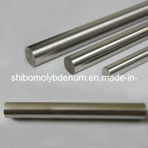 Forged Molybdenum Rods for Sapphire Growing Furnace pictures & photos