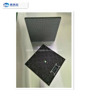 High Resolution P4.81 Indoor SMD Full Color LED Display Module (250X250mm) pictures & photos