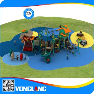 2015 Hottest Design High Quality Kids Outdoor Playground Equipment (YL-W012) pictures & photos