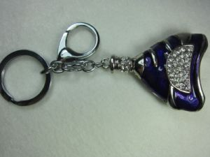 Alloy Key Ring