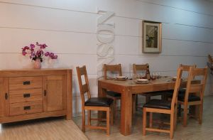 Wooden Dining Room Set Wooden Furniture pictures & photos