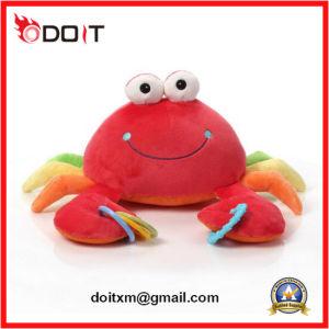 Red Gund Baby Activity Stuffed Animal Plush Toy Aquarium Crab pictures & photos