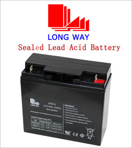 12V18ah Sound Equipment Rechargeable Lead Acid Gel Battery pictures & photos