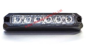 Super Bright Metal Case 3W LED Warning Light pictures & photos