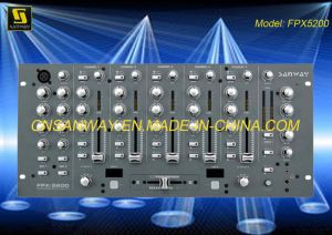 DJ Performance Mixer, Bass Amplifiers Fpx5200 pictures & photos