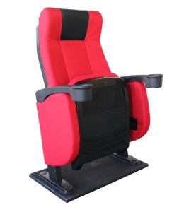 Cinema Seat Movie Theater Seating Cheap Cinema Hall Chair (SPG) pictures & photos