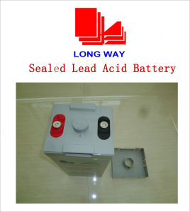 2V300ah Long Life Storage Battery pictures & photos