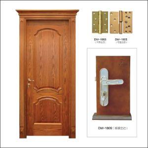 Sm-M-008 Top Quality Solid Wood Door