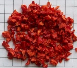 Freeze Dried Red Bell Pepper