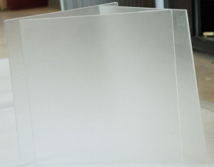 3.2mm 4mm Ultra Clear Low Iron Tempered Solar Glass (JINBO) pictures & photos