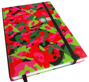 High Quality Hard Cover Fashion Notebook (YY-N0050) pictures & photos