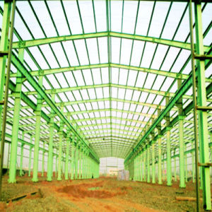 Steel Structure Warehouse/Building (SSW-025) pictures & photos