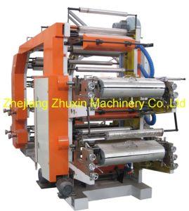 Four Color Flexo Printing Machine (YT Series) pictures & photos