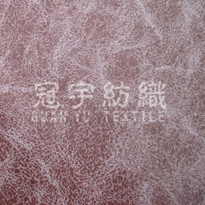 Bronzing Suede 100% Polyester Sofa Cover Fabrics pictures & photos