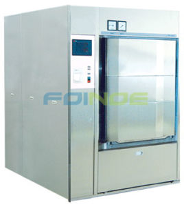 High Quality and Hot Sale Pulse Vacuum Steam Sterilizer pictures & photos