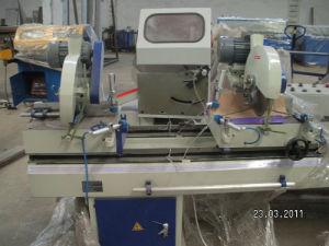PVC/UPVC Windows Cutting Machine, PVC/UPVC Profile Cutting Machine (SJ02-3500 SJB2-350*3500) pictures & photos