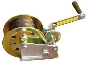 Boat Winch, Hand Winch, Manual Winch, Trailer Hand Winch (JCH1200-B) pictures & photos