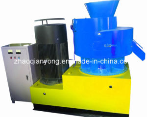 2000-3000kg/H Vertical Double Ring Mould Pellet Machine From Manufactory pictures & photos