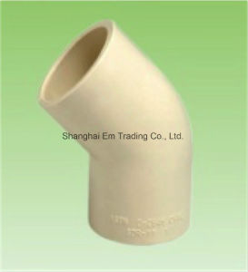45 Degree CPVC Pipe Fittings pictures & photos