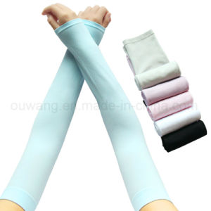Custom Professional Sports Ice Arm Sleeves for Cycling pictures & photos
