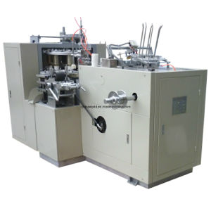 Two Side PE Coated Paper Cup Machine (JBZ-S12) pictures & photos
