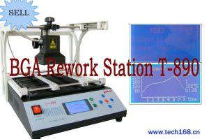 BGA Rework Station, BGA Reballing Kit, Welding Machine (T-890) pictures & photos
