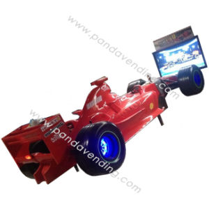 F1 Car Racing Simulation Game (GM-R08) pictures & photos
