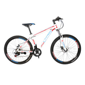 Cost-Effective Aluminium Alloy Mountain Bike 21-Speed with Shimano Derailleur pictures & photos