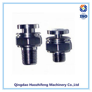 Stainless Steel Precision Turning Parts with Various Surface Plating pictures & photos