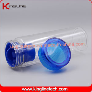 760ml BPA Free Custom Tritan Fruit Infuser bottle With tube filter inside(KL-7082) pictures & photos