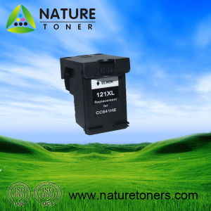 Compatible Brand New Ink Cartridge Cc641 (No. 121XL BK) , Cc644 (No. 121XL C) for HP Printer pictures & photos
